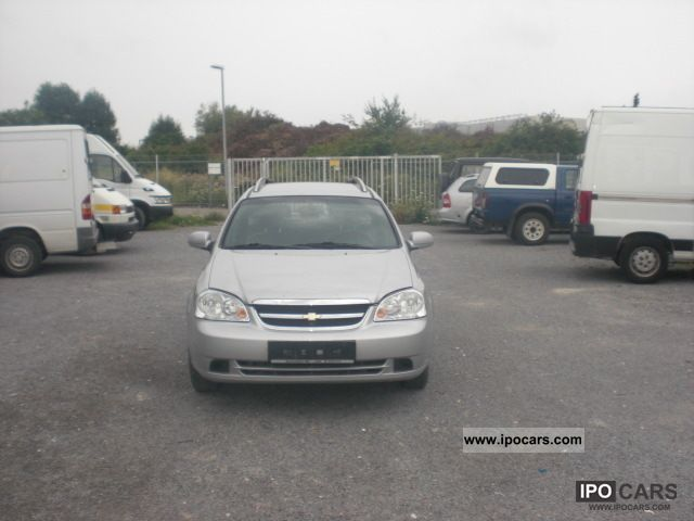 Chevrolet  Nubira 1.6 SE Sport Combi gas 2006 Compressed Natural Gas Cars (CNG, methane, CH4) photo