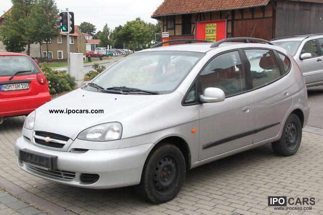 2005 Chevrolet  Tacuma 6.1 1.Hand Scheckheftgepflegt Van / Minibus Used vehicle photo