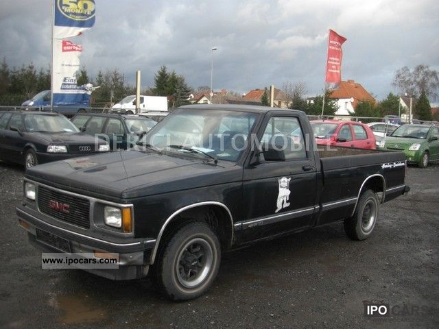 1992 Chevrolet  S-10 Off-road Vehicle/Pickup Truck Used vehicle photo