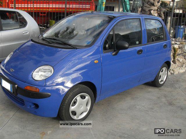 E85 Flex Fuel >> 2000 Chevrolet Matiz - Car Photo and Specs