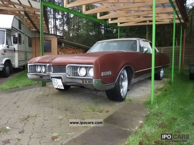 1967 Chevrolet  Oldsmobile 98 Cabrio / roadster Used vehicle photo