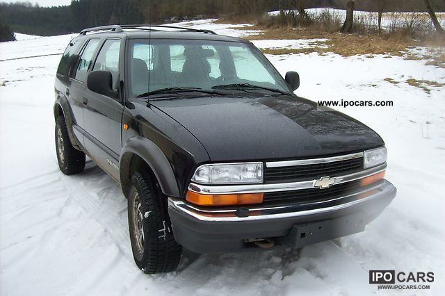 1998 Chevrolet  Blazer Lux Off-road Vehicle/Pickup Truck Used vehicle photo