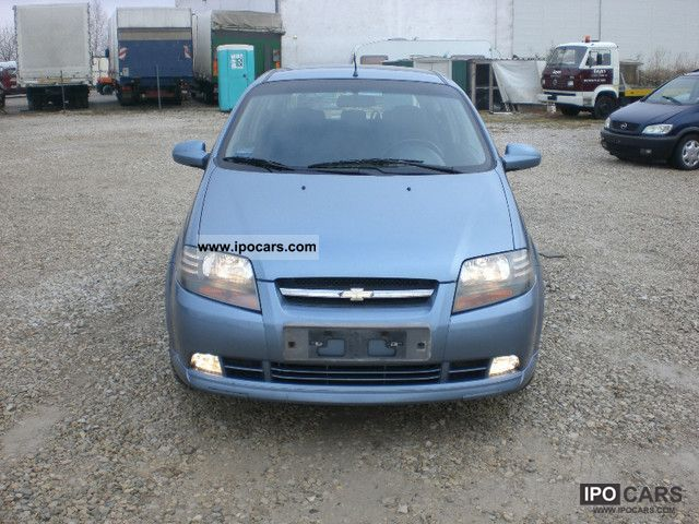 2007 Chevrolet  Kalos 1.2 SE ((GPL GAS)) Small Car Used vehicle photo