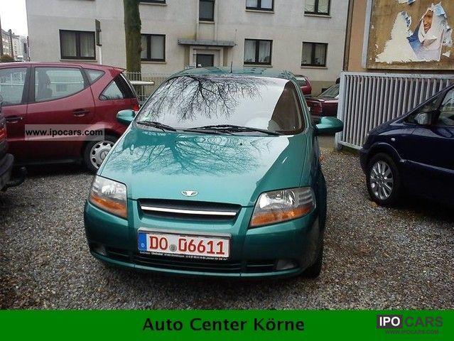 2003 Chevrolet  Kalos 1.4 SE, climate, winter tires, radio CD Small Car Used vehicle photo
