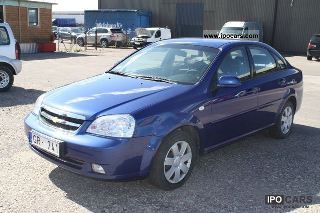 2006 Chevrolet  Lacetti 1.6 SX Limousine Used vehicle photo