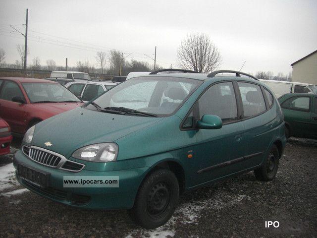 2004 Chevrolet  Matiz SE * 1.Hand Climate Change done timing belts * Van / Minibus Used vehicle photo