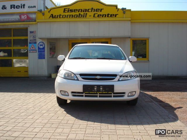 2005 Chevrolet  Lacetti 1.6 SX Alcantara el.FH + + ABS + Air + CD + + + Limousine Used vehicle photo