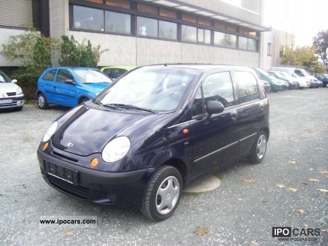 2002 Chevrolet  Matiz Small Car Used vehicle photo