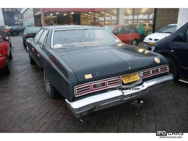 chevrolet impala  car photo  specs