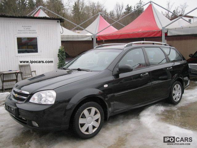 2007 Chevrolet  Nubira 1.8 Kombi Euro4 Benzin/Gas1.Hand climate Estate Car Used vehicle photo