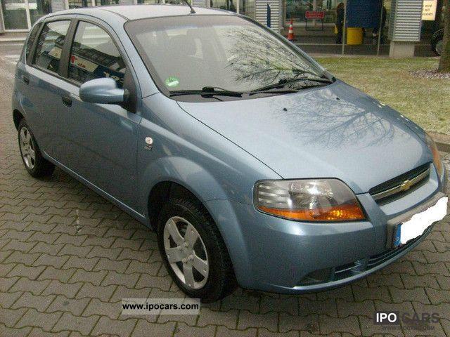 2005 Chevrolet  Kalos 1.2i/KLIMA/4 DOORS / ALL SEASON / SERVO! Small Car Used vehicle photo