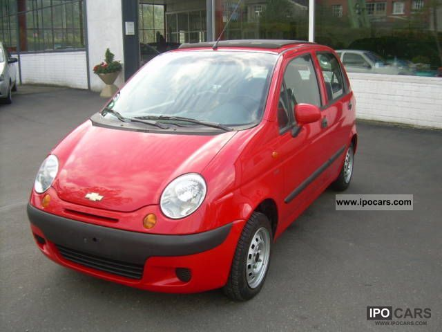 2004 Chevrolet  Matiz with electrically folding roof! Including Warranty! Small Car Used vehicle photo