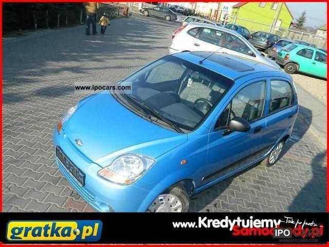 2007 Chevrolet  Matiz KredytujemySamochody.pl Other Used vehicle photo