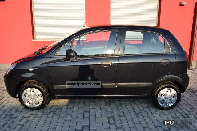 2009 chevrolet matiz 0 8 s 24 411 km 2009 servo abs car photo and specs. Black Bedroom Furniture Sets. Home Design Ideas