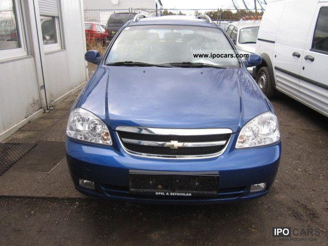 2007 Chevrolet  1.6 Kombi Nubira SX, SERVICE BOOK, AIR, Estate Car Used vehicle photo