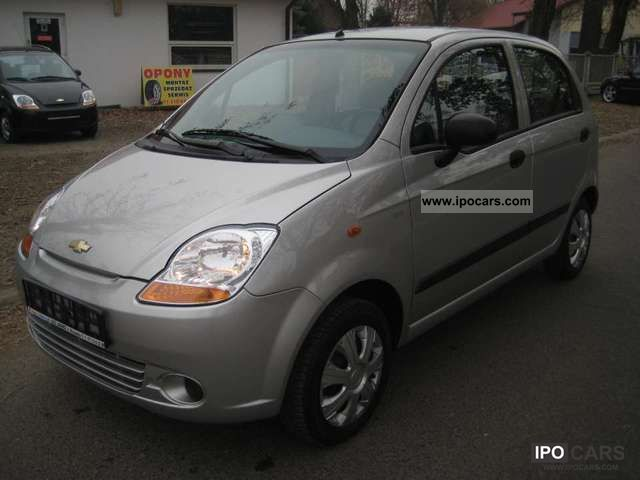 2007 Chevrolet  2007 Spark 0.8 Small Car Used vehicle photo