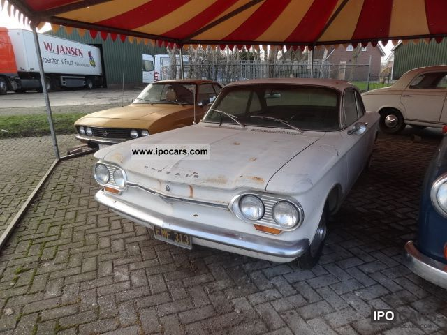 Chevrolet  Corvair coupe 1964 Vintage, Classic and Old Cars photo