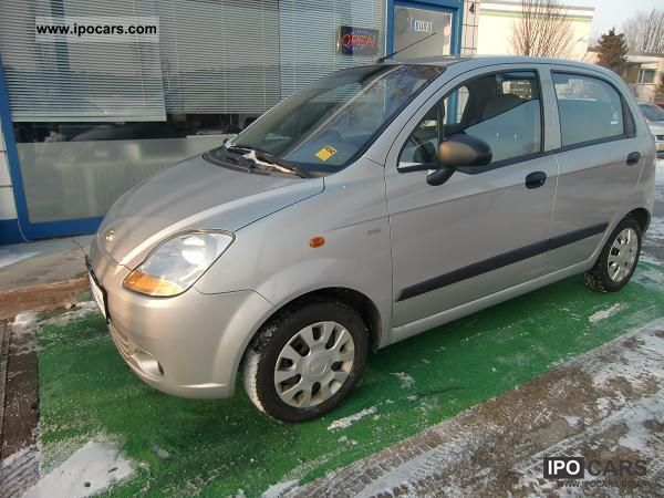 2006 Chevrolet  Matiz 1.0 * air * winterr. * Servo * el Window * Small Car Used vehicle photo
