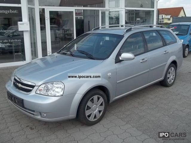 2006 Chevrolet  1.6 Kombi Nubira SX Estate Car Used vehicle photo