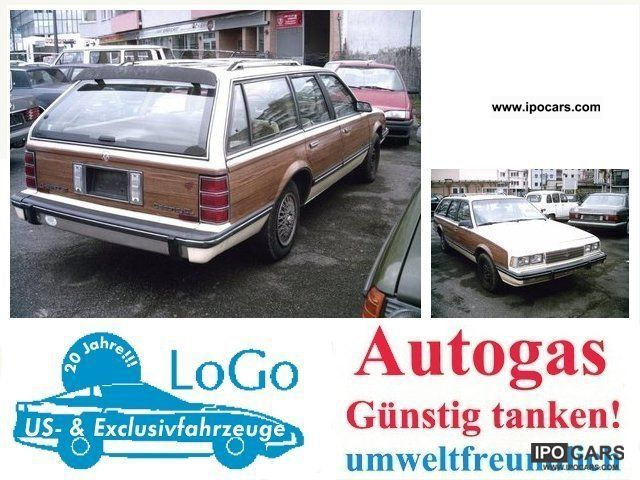 Chevrolet  Caprice Celebrity LPG Autogas 68 cents, classic cars 1986 Liquefied Petroleum Gas Cars (LPG, GPL, propane) photo