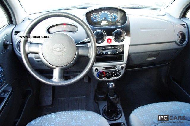 2007 Chevrolet Matiz 1.0