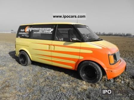 1988 Chevrolet  Astro V8 show car, race car Van / Minibus Used vehicle photo