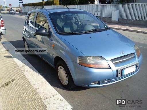 2003 Chevrolet  Kalos Limousine Used vehicle photo