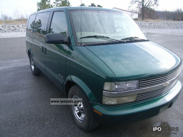 1998 Chevrolet  ASTRO Van / Minibus Used vehicle 			(business photo