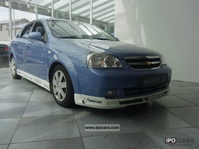 2007 Chevrolet  Nubira 1.8 CDX Limousine Used vehicle photo