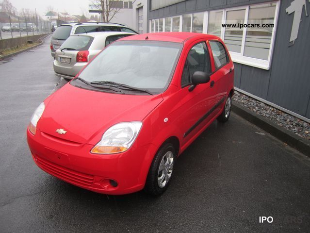 2007 Chevrolet  Matiz Small Car Used vehicle photo