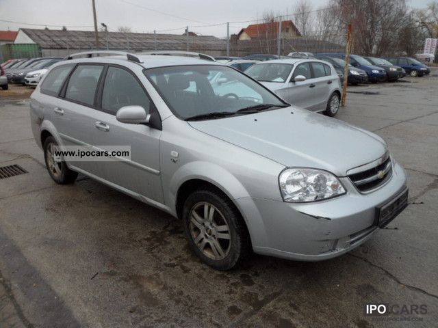 2007 Chevrolet  Nubira 2.0 CDX combination D Estate Car Used vehicle photo