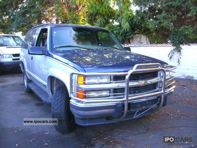 1997 Chevrolet  Truck registration Off-road Vehicle/Pickup Truck Used vehicle photo