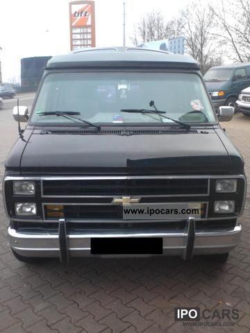 1991 Chevrolet  G Van / Minibus Used vehicle photo