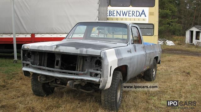 Chevrolet  K30 C20 1979 Vintage, Classic and Old Cars photo