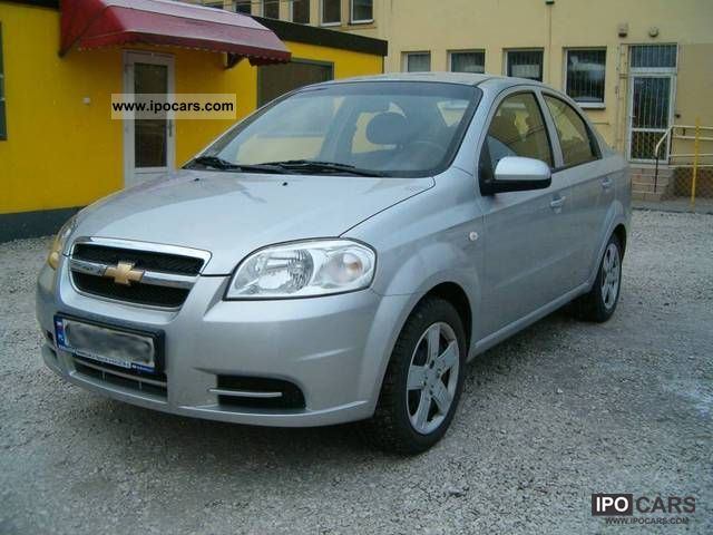2006 Chevrolet  SALON Aveo RP, 1.właściciel, bezwypadkowy Limousine Used vehicle photo