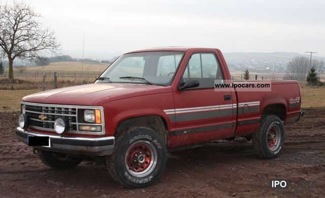 1993 Chevrolet  K1500 Off-road Vehicle/Pickup Truck Used vehicle photo