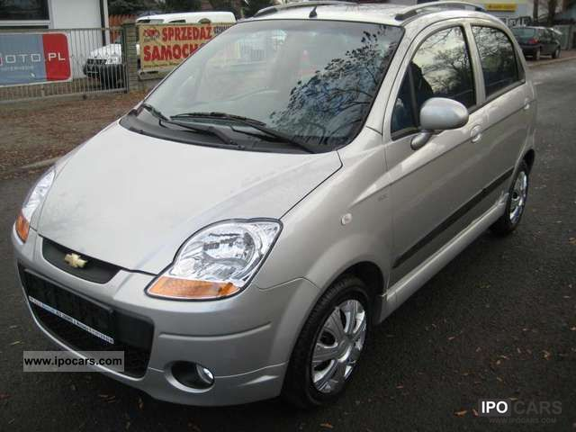 2008 Chevrolet  AC Spark 1.0 Climate 2008 Small Car Used vehicle photo