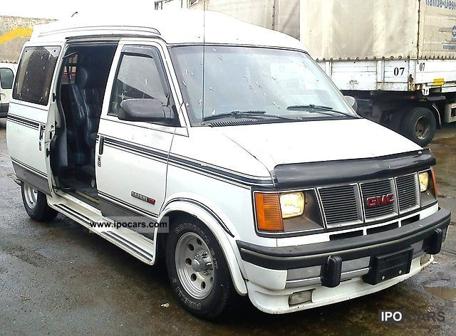 1992 Chevrolet  Astro Van / Minibus Used vehicle photo