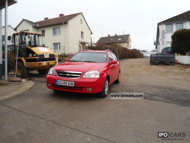 2004 Chevrolet  Nubira Estate Car Used vehicle photo