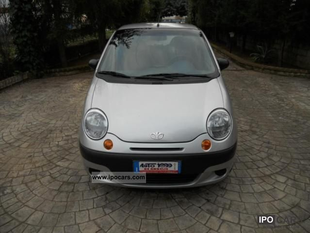 2004 Chevrolet  MATIZ 800 PLANET FULL OPT. ABS + + CLIMA SERVOSTERZO Small Car Used vehicle photo