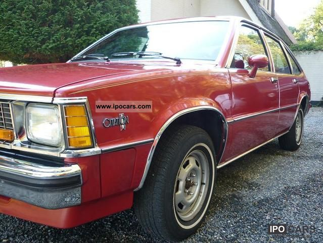 1981 Chevrolet  H approval Limousine Used vehicle photo