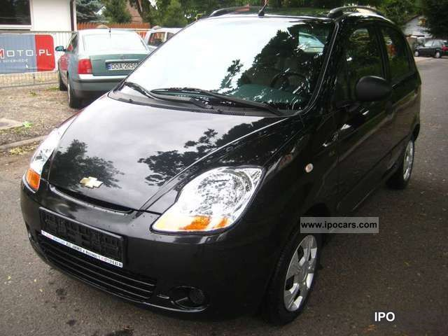 2007 Chevrolet  AC Spark 1.0 Climate 2007 Small Car Used vehicle photo