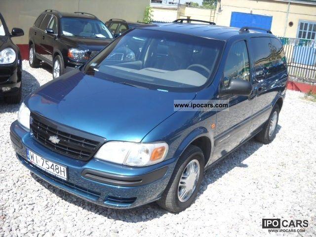 2004 Chevrolet  Venture R-VAT, AUTOMATIC, 7 bedded, KLIMATYZACJA Van / Minibus Used vehicle photo