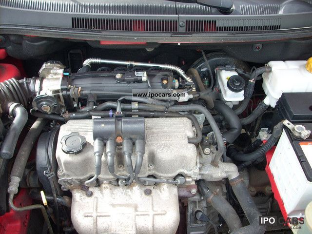 Chevrolet Aveo Lgw on 2004 Chevrolet Aveo Fuel Capacity