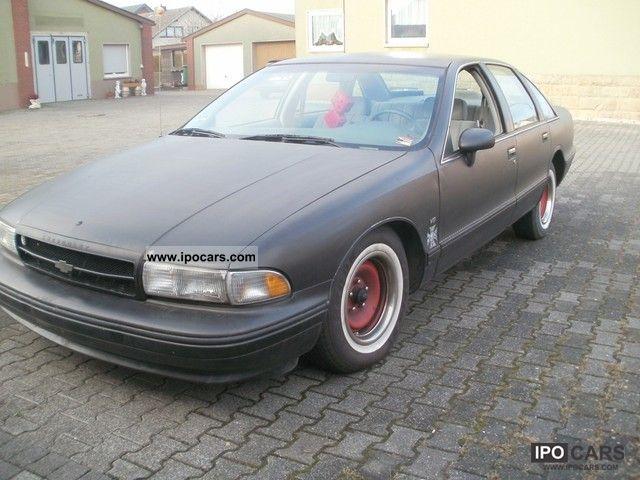 1994 Chevrolet  Caprice Limousine Used vehicle photo