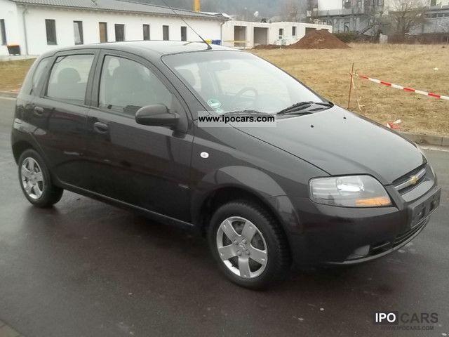 2008 Chevrolet  Kalos 1.2 SE 5 door 42TKM Small Car Used vehicle photo