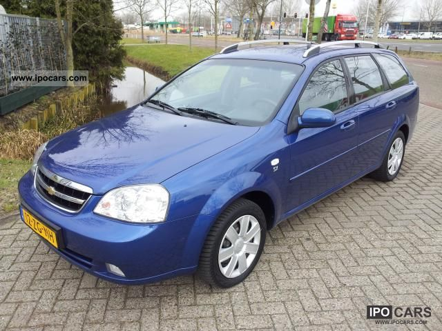 2008 Chevrolet  Nubira 2.0 TCDI Style Estate Car Used vehicle photo