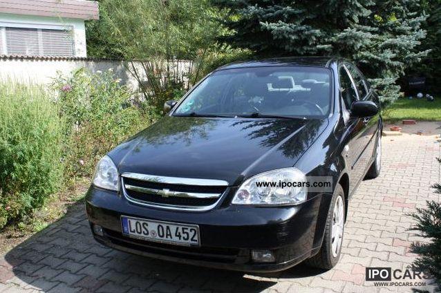2005 Chevrolet  Nubira 1.8 CDX Limousine Used vehicle photo