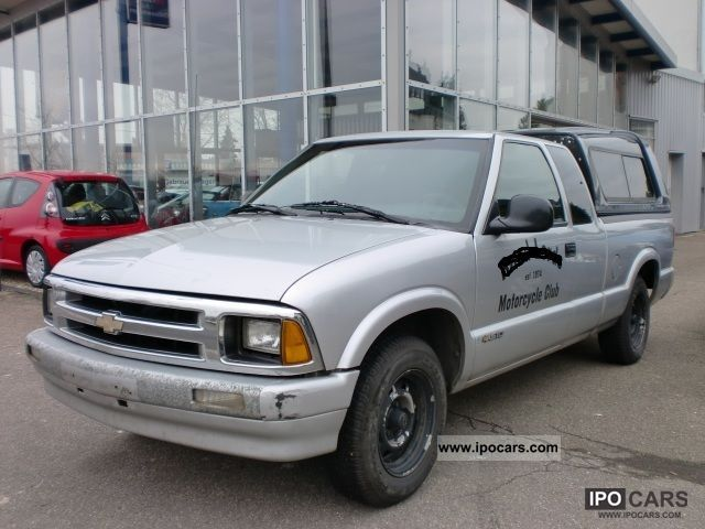1998 Chevrolet  S-10 Pick Up \ Off-road Vehicle/Pickup Truck Used vehicle photo