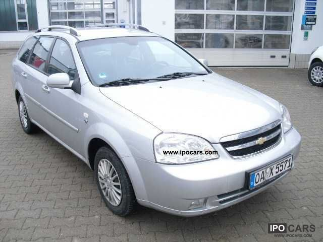 2006 Chevrolet  Nubira 1.8 CDX Estate Estate Car Used vehicle photo
